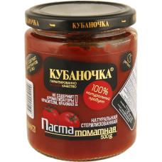 "Томатная паста ""Кубаночка"" 500 гр, ст/б"