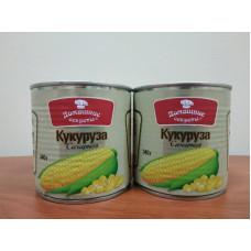 Кукуруза, Домашние секреты, 340 гр