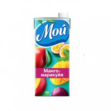 Сок МОЙ, манго-маракуя, 0,95л