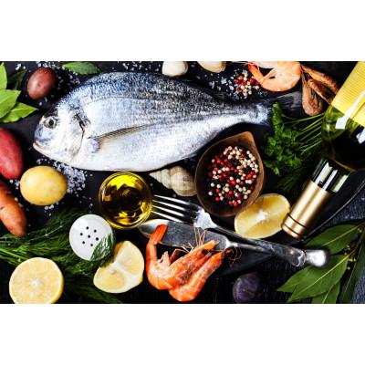 Содержание в рыбе макро- ,микроэлементов, белков и витаминов