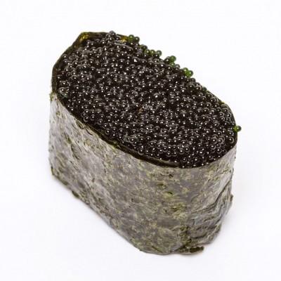 Икра тобико черная 0,5 кг